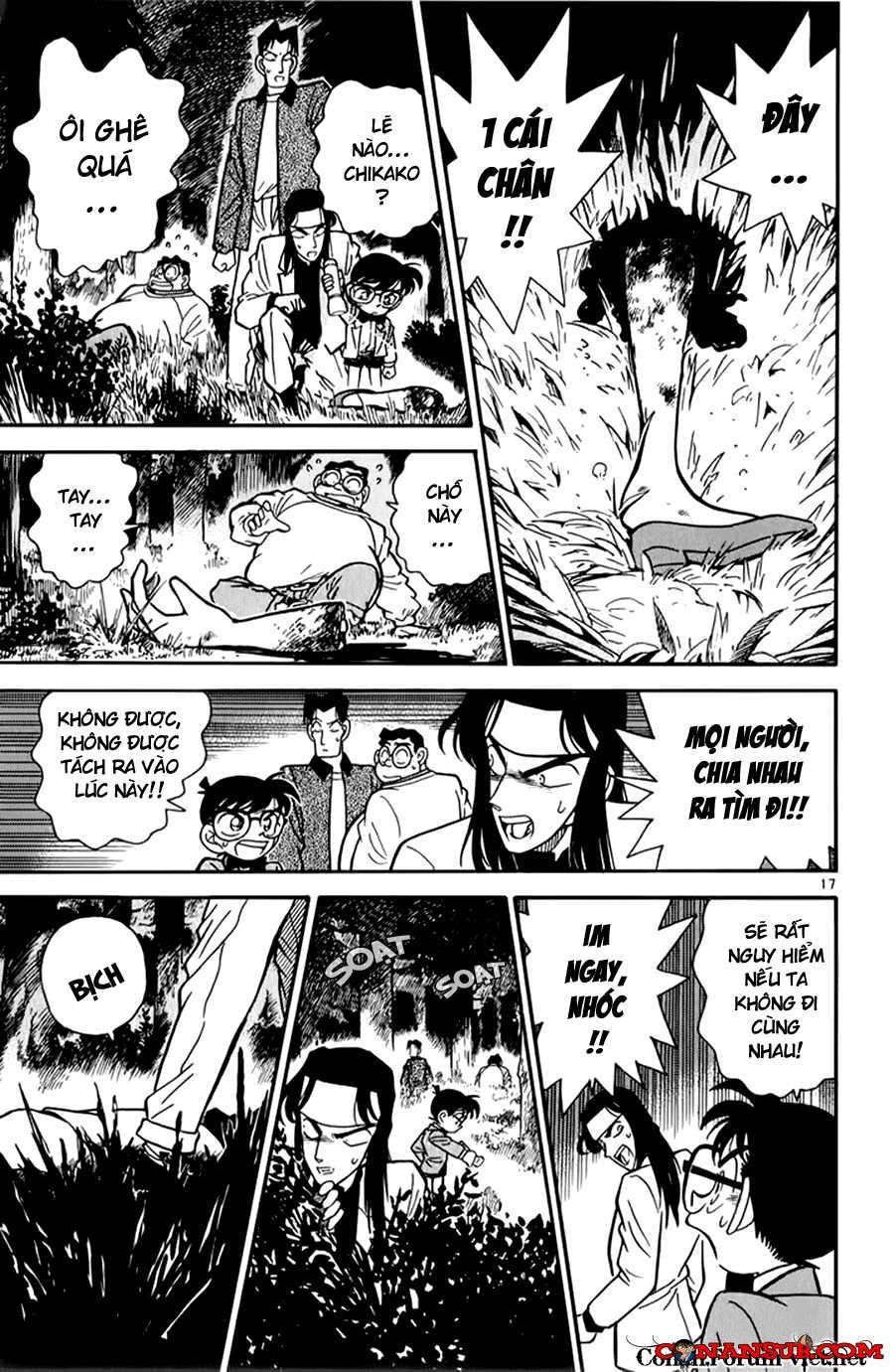 cn 016, Thám tử lừng danh Conan chap 41    NarutoSub