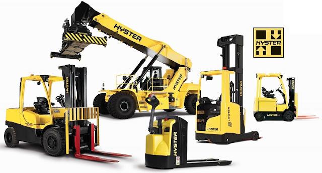 Xe nâng điện Hyster 0909648178