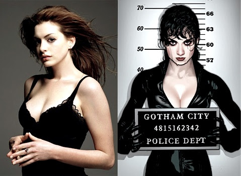 the dark knight rises catwoman concept art. in The Dark Knight Rises?
