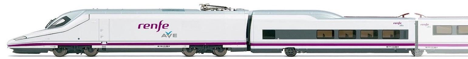 Trenes AVE y Larga Distancia