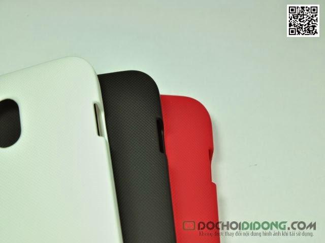 Ốp lưng HTC Desire 210 Nillkin vân sần