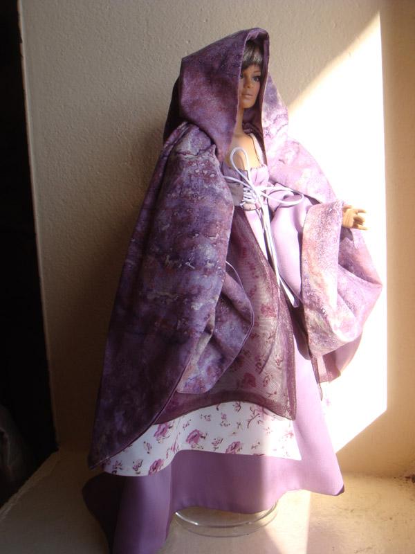 Portofolio Barock'n'Dolls de Meleabrys 1013