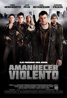 Resenha e cartaz do filme Amanhecer Violento (Red Dawn), de Dan Bradley