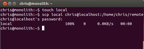 SSH-Server
