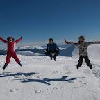 Скіфи взимку в Карпатах