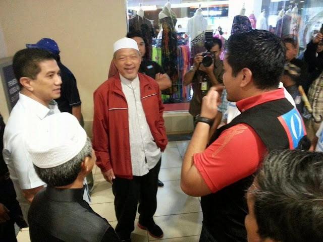 MB Kelantan Sambut MB Selangor