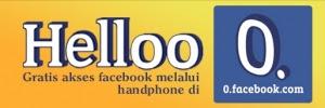 Akses Facebook Gratis Melalui Facebook Zero