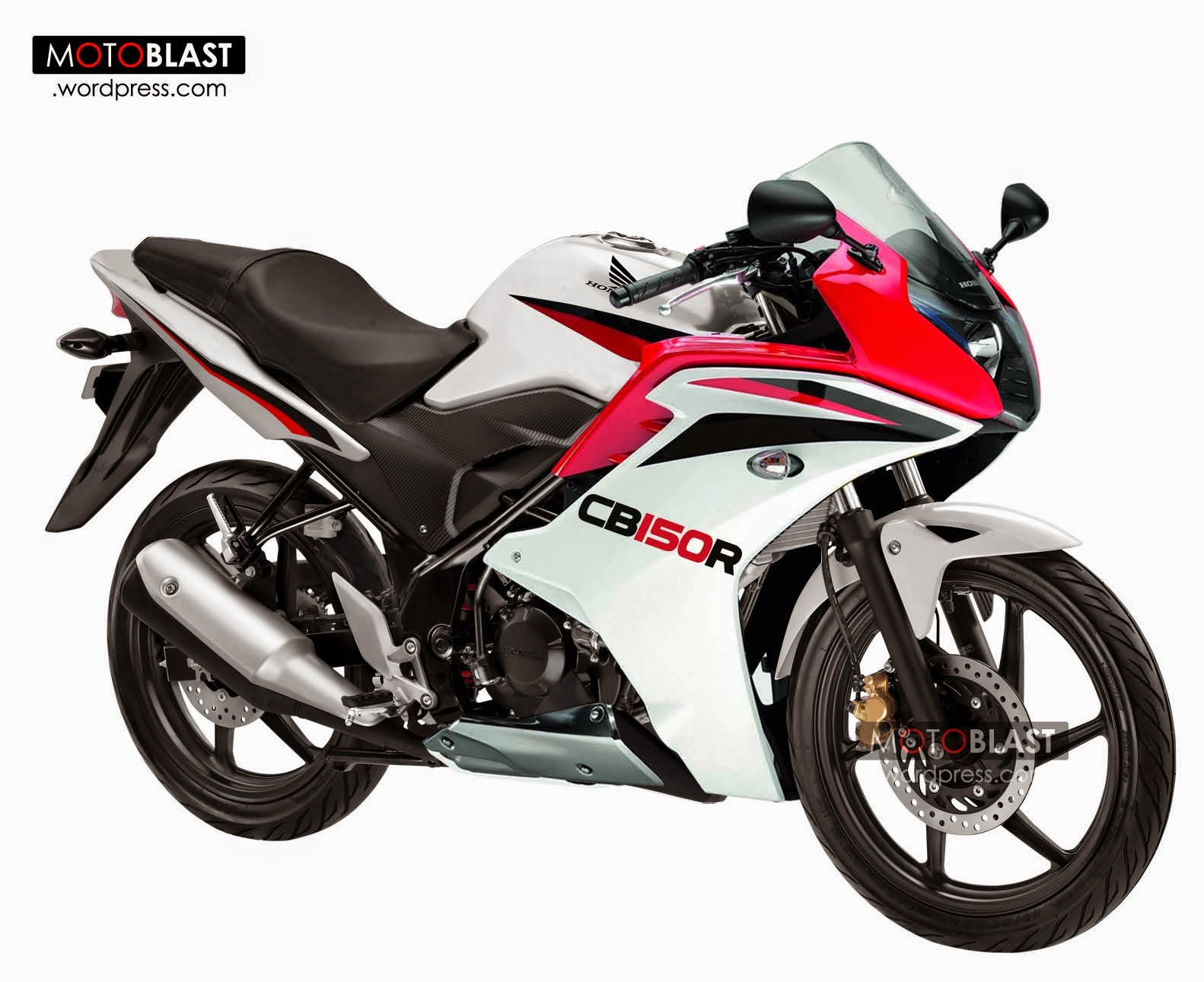 Honda Cb150r Modifikasi Touring