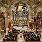 Matthäus-Passion von Johann Theile - Capella Wilthinensis, Puellae Wilthinenses - Stiftskirche Wilten - 22.03.2015