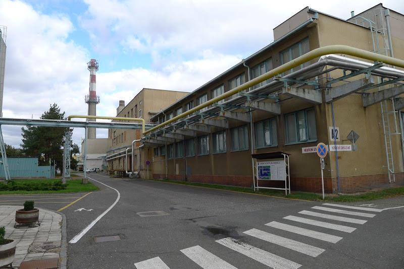 entrada fábrica