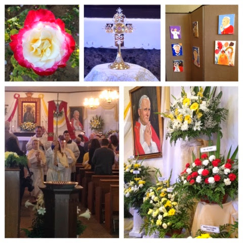 canonization mass
