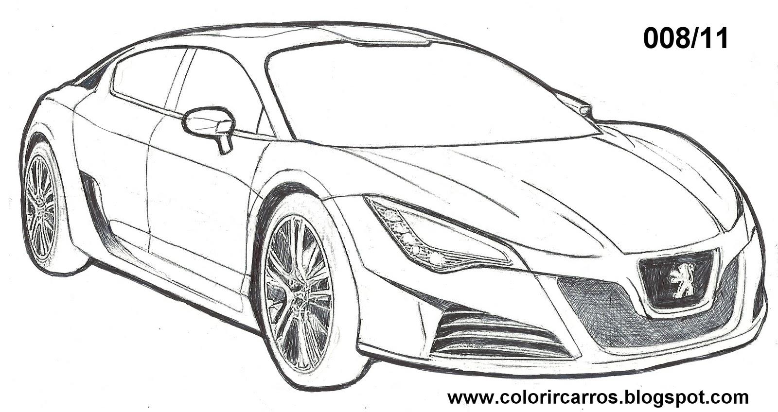 de PROFESSOR ADILSON - colorir carros: Março 2011