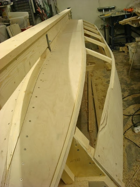 Vaneriveneen Piirustukset