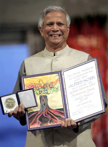 Nobel Peace Prize For Bangladesh Image