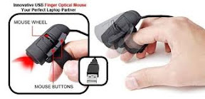 finger Optical mouse