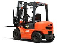 Xe nâng JAC 2.5t dòng H series