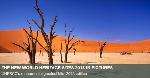 2013 unesco sites