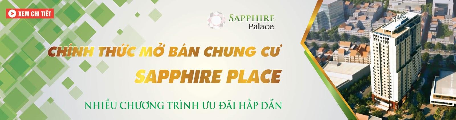 Chung cư Sapphire Palace