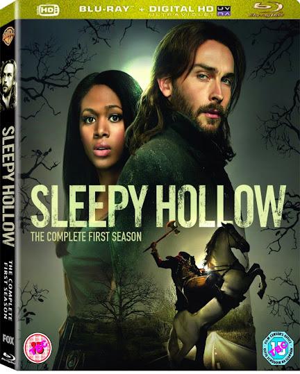 Sleepy Hollow 1º Temporada (2013) Blu-Ray 720p Download Torrent Dublado