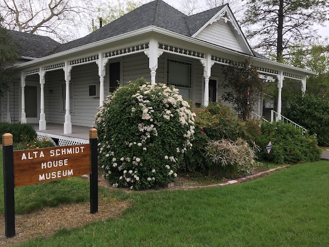Alta Schmidt House Museum