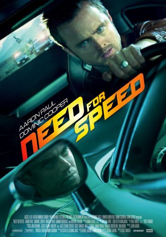 Poster Of English Movie Need for Speed (2014) Free Download Full New Hollywood Movie Watch Online At Alldownloads4u.Com