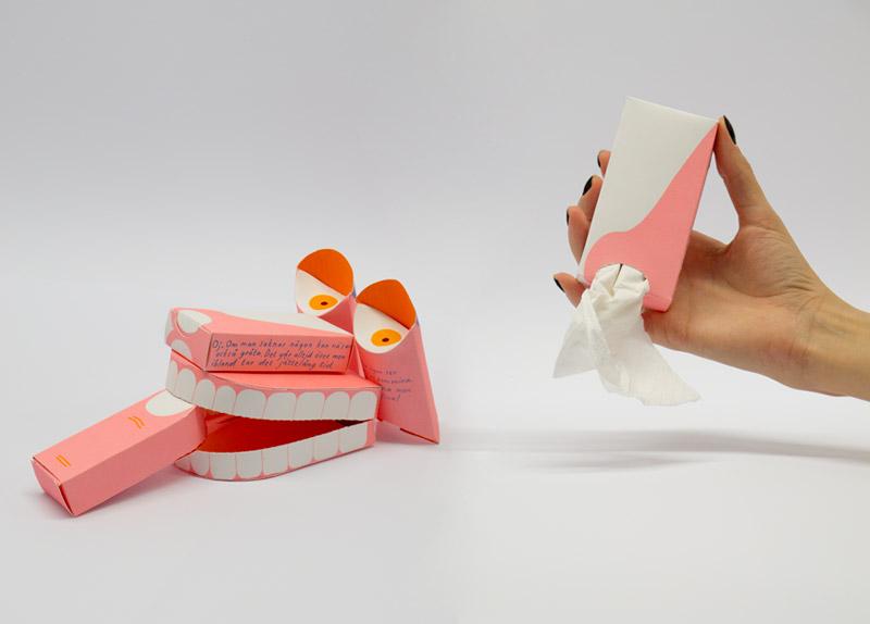 *Children Pharmacy Packaging:五官拼拼樂兒童刷牙小藥包! 3