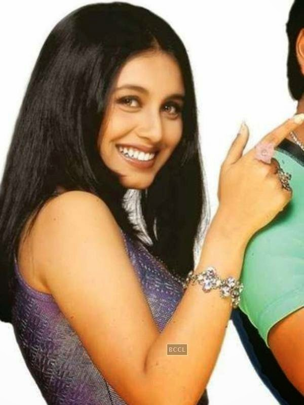 Rani Mukerji made her debut in Bollywood with Kuch Kuch Hota Hai in which she looked cute and hot, but with a girl-next-door glint. Click next to see how she looks now!