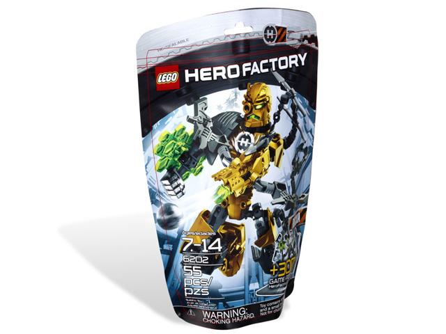 レゴ ヒーローファクトリー ロッカ 6202
