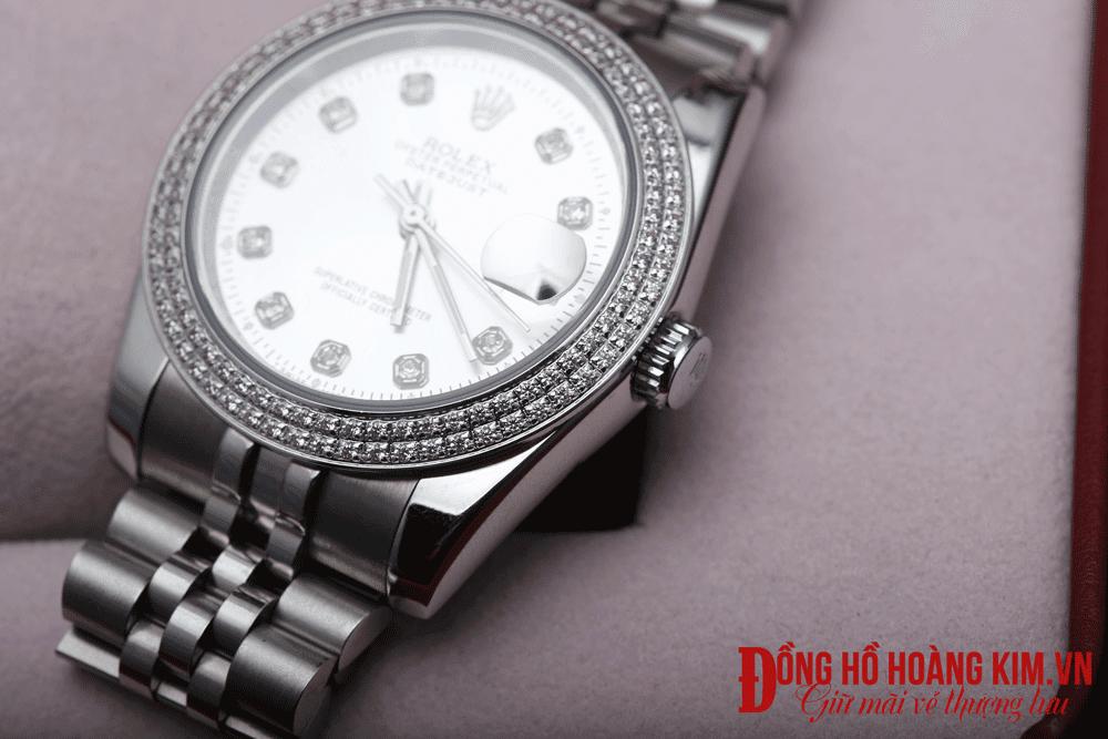 Địa chỉ bán những mẫu đồng hồ nam dây sắt đẹp nhất vịnh bắc bộ - 18
