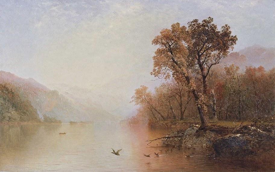 John Frederick Kensett - Lake George