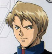 Francis Backmeyer Mobile Suit Gundam UC 0079