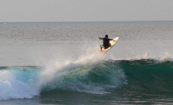 серфинг на Бали. Дримлэнд