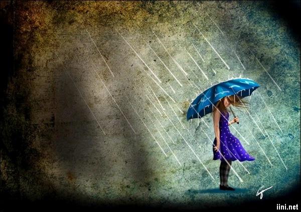 1001 hình ảnh Mưa buồn, chia tay dưới Mưa (có thơ ngắn hay)