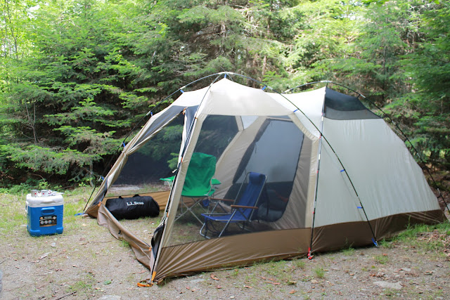 Editoru0027s note A special thanks to the good folks at L.L. Bean. Iu0027ll surely be sleeping beneath the stars for many summers to come & BackwoodsPlaid: Review: L.L. Beanu0027s King Pine Dome Tent