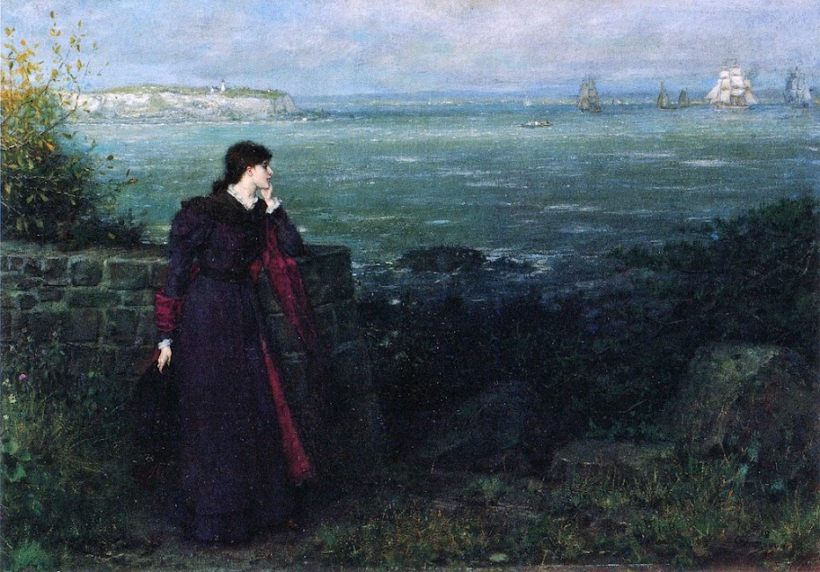 George Henry Boughton - Memories