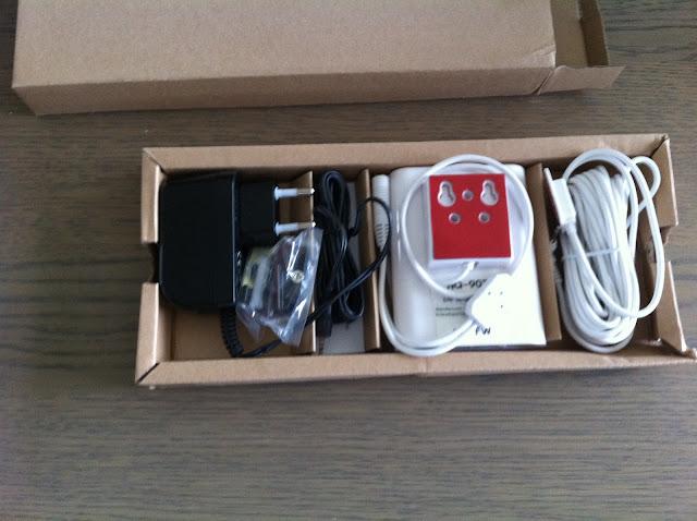2 A relire : test du module NorthQ avec la box eedomus