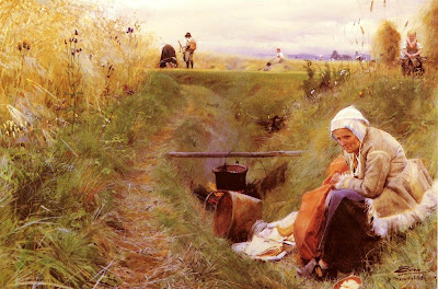 Anders Zorn - Our daily bread