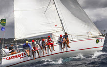 J/36 sailing in Rolex Cup St Thomas USVI