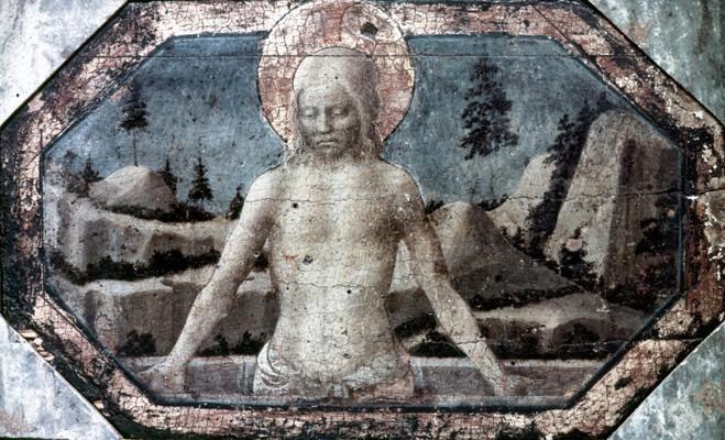 Jacopo Bellini - Christus im Grabe
