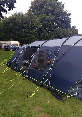 Postern Hill Campsite at Postern Hill Campsite
