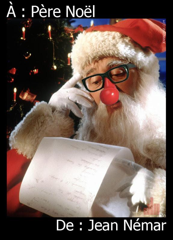 Ma lettre au Père Noël. Jean Némar