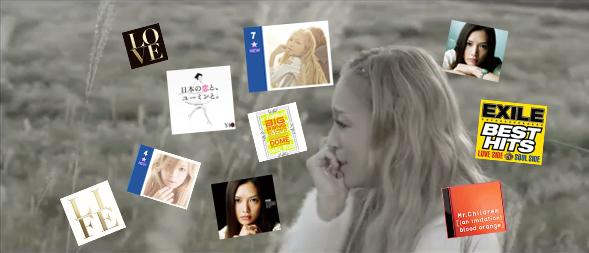 Oh noes! ayumi evenmoresucky on Oricon!