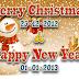 Pasang Banner/Widget Natal dan Tahun Baru di Blog