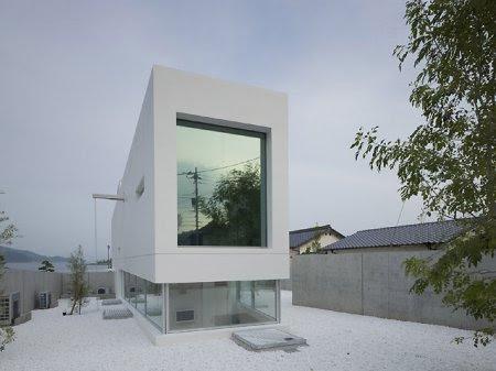 Une architecture minimaliste design outdoor indoor blog for Architecture minimaliste