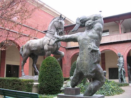 Bourdelle Museum, 16-18 Antoine Bourdelle St, 75015 Paris, France