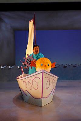 Don Darryl Rivera as Harold. Photo by Chris Bennion