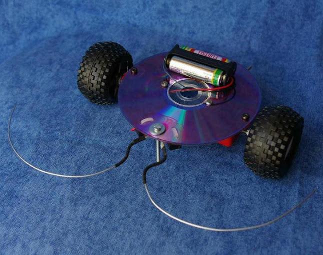 Crea tu propio robot que evite obstáculos taringa