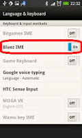 bluez ime support wamo pro bluetooth controller
