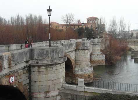 Puente Romano de San Marcos