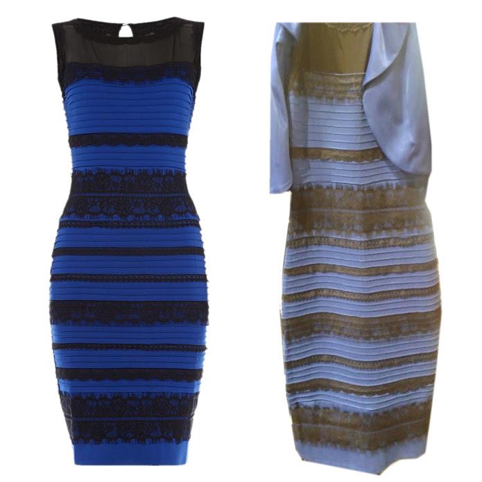 new style 3b98c fe1ff Il Disinformatico: Non ridete: i colori di quel vestito ...